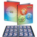 Portfolio Pokémon Flambino, Ouistempo et Larméléo - A4 - 9 Cases
