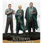 Jeu de Plateau Pop-Culture Harry Potter, Miniatures Adventure Game: Pack d'étudiant serpentard