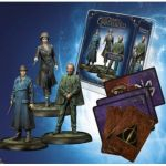 Jeu de Plateau Pop-Culture Harry Potter, Miniatures Adventure Game: Grindelwald's Followers II