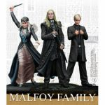 Jeu de Plateau Pop-Culture Harry Potter, Miniatures Adventure Game: Famille Malfoy