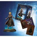 Jeu de Plateau Pop-Culture Harry Potter, Miniatures Adventure Game: Queenie Goldstein