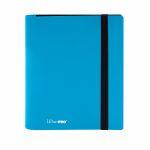 Portfolios  Pro-binder - Eclipse - Bleu Ciel (Sky Blue) - 160 Cases (20 Pages De 8 Cases)
