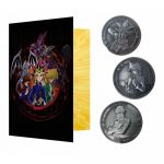 Coffret Yu-Gi-Oh! Pack de 3 pièces de collection (Commemorative Coin Album)