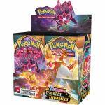 Boite de Boosters Français Pokémon 36 Boosters EB03 - Epée et Bouclier 3 Ténèbres Embrasées