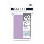 Protèges Cartes Format JAP  Sleeves Ultra-pro Mini Par 60 Lilac Matte