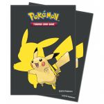Protèges Cartes Standard Pokémon Ultra Pro - Sleeves Pokemon - Pikachu 2019 Par 65