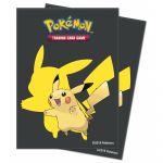 Protèges Cartes Standard Pokémon 2019 - Pikachu - Par 65