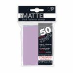 Protèges Cartes Standard  Sleeves Ultra-pro Standard Par 50 Lilac Matte