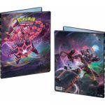Portfolios Pokémon EB03 - Ténèbres Embrasées - Éthernatos Infinimax & Angoliath (14 Feuilles De 9 Cases 252 Cartes)
