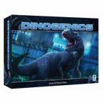 Jeu de Cartes Gestion Dinogenics