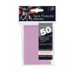Protèges Cartes Standard  Sleeves Ultra-pro Standard Par 50 Rose Pétant (Bright Pink)