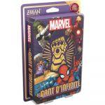 Best-Seller Marvel Le Gant D'Infinité : Un Jeu Love Letter