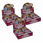 Boosters en Français Yu-Gi-Oh! Boite De 36 Boosters - Les Duellistes Légendaires : La Rage de Râ - Lot de 3