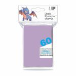 Protèges Cartes Format JAP  Sleeves Ultra-pro Mini Par 60 Lilac