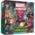 Jeu de Cartes Best-Seller Marvel Champions - L'Avènement de Crâne Rouge