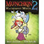 Jeu de Cartes Best-Seller Munchkin 2 : Hachement Mieux !
