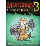 Jeu de Cartes Best-Seller Munchkin 3 : Clerc et (pas) Net