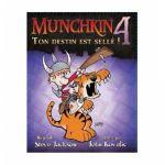 Jeu de Cartes Best-Seller Munchkin 4: Ton destin est sellé