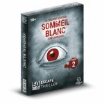 Enigme Best-Seller 50 Clues : Sommeil Blanc