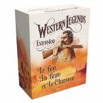 Jeu de Plateau Gestion Western Legends - Le Bon, la Brute et le Charmeur