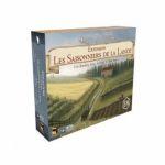 Jeu de Plateau Stratégie Viticulture- Les Saisonniers de la Lande