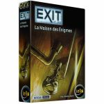Coopératif Aventure Exit : La Maison des Énigmes
