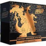 Coffret Pokémon EB3.5 Epée et Bouclier : La Voie du Maître - Dresseur d'Elite - Dracaufeu