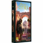 Stratégie Best-Seller 7 Wonders Edition 2020 Extension : Cities