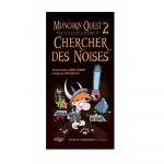 Jeu de Cartes Ambiance Munchkin Quest 2 : Chercher des Noises