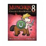 Jeu de Cartes Best-Seller Munchkin 8 - Centaure et Sans Reproche