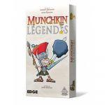 Jeu de Cartes Best-Seller Munchkin Légendes