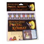 Jeu de Cartes Ambiance Munchkin Quest 3 : Portal Kombat