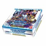 Boites Boosters Anglais Digimon Card Game Boite De 24 Boosters - Special Ver.1.0