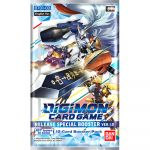 Booster en Anglais Digimon Card Game Special Ver.1.0