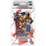 Decks de Démarrage Digimon Card Game Gaia Red (WarGreymon)