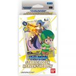 Decks de Démarrage Digimon Card Game Heaven's Yellow (Angemon)