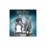 Jeu de Plateau Pop-Culture Harry Potter, Miniatures Adventure Game:  Remus Lupin