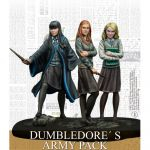 Jeu de Plateau Pop-Culture Harry Potter, Miniatures Adventure Game: l'armée de dumbledore