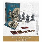 Jeu de Plateau Pop-Culture Harry Potter, Miniatures Adventure Game: Barty Crouch Sr & Aurors