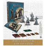 Jeu de Plateau Pop-Culture Harry Potter, Miniatures Adventure Game: Barty Crouch Jr & Death Eaters