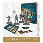 Jeu de Plateau Pop-Culture Harry Potter, Miniatures Adventure Game: Scabior & Snatchers