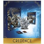 Jeu de Plateau Pop-Culture Harry Potter, Miniatures Adventure Game: Credence Barebone