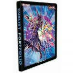 Portfolios Yu-Gi-Oh! Les Magiciens des Ténèbres (The Dark Magicians) portfolio - 10 Feuilles De 9 Cases (180 Cases)