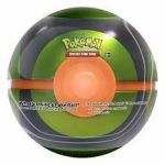 Pokébox Pokémon Poké Ball Tin : Sombre Ball (3 boosters + 1 jeton)