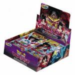 Boites Boosters Français Dragon Ball Super Boite De 24 Boosters - Serie 11 - B11 - UW2 Vermilion Bloodline + 1 pack spécial GE02 Clash of Fates offert