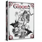 Jeu de Cartes Ambiance Gloom Morts sans Repos - Extension