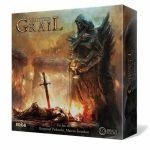 Jeu de Cartes Coopération  Tainted Grail : La Chute d'Avalon