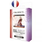 Decks Préconstruits Final Fantasy TCG Starter FFXIV Feu/Foudre