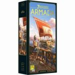 Stratégie Best-Seller 7 Wonders - Edition 2020 - Extension : Armada