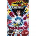Boosters en Français Dragon Ball Super Serie 11 - B11 - UW2 Vermilion Bloodline